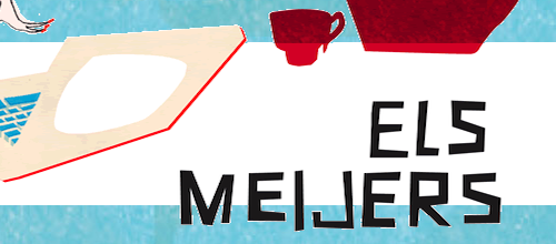 Els Meijers website, gebouwd in WordPress