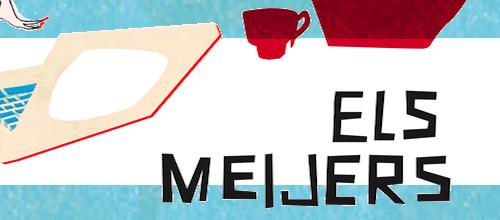 Els Meijers website, gebouwd in WordPress