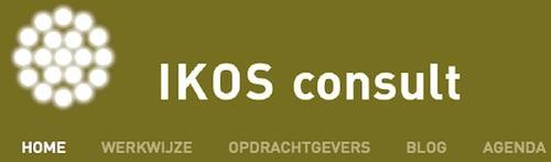 Ikon Consult, gebouwd in WordPress